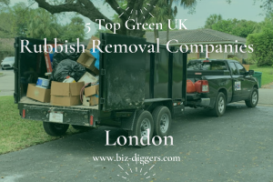 5 Top Green UK Rubbish Removal Companies in London