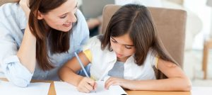 Students should be encouraged to write