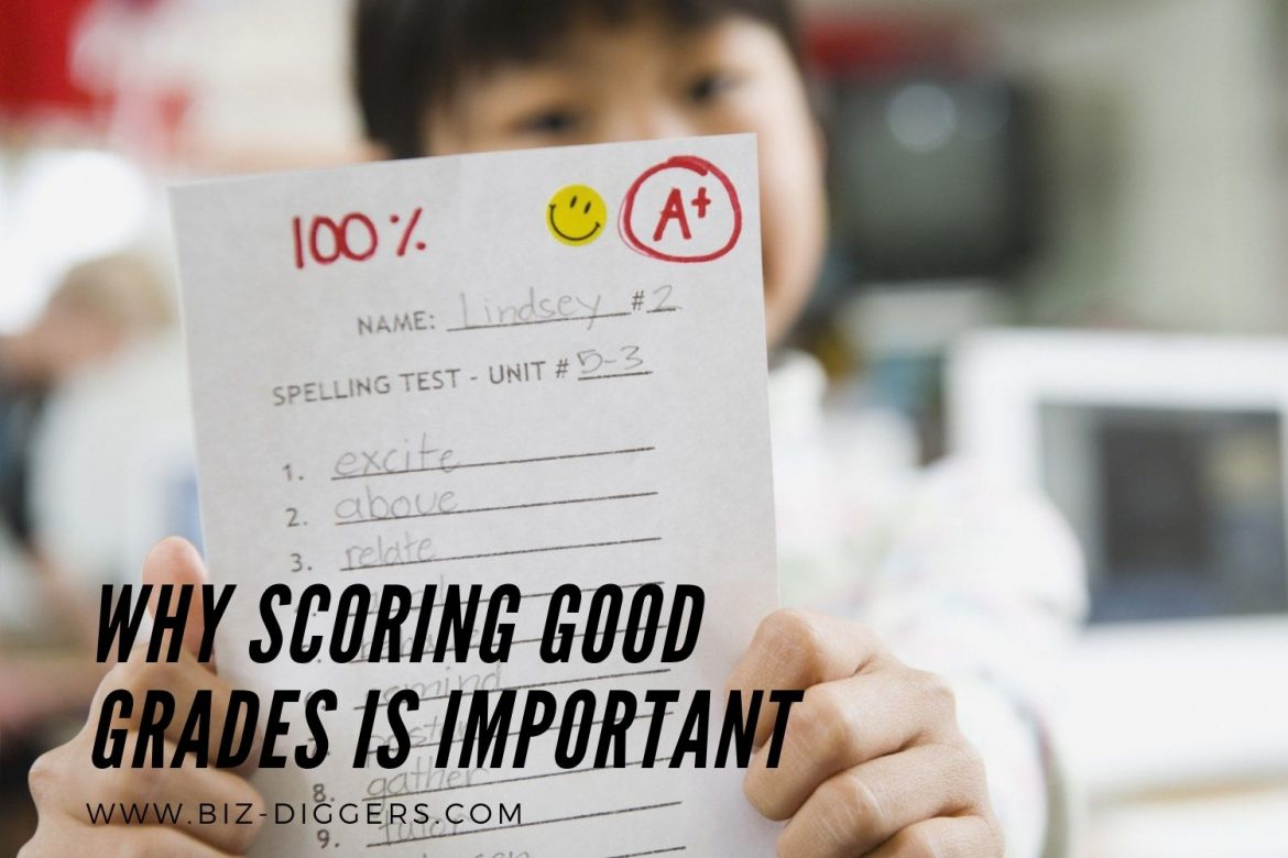 Why Scoring Good Grades in Assignments Is Important for Students?