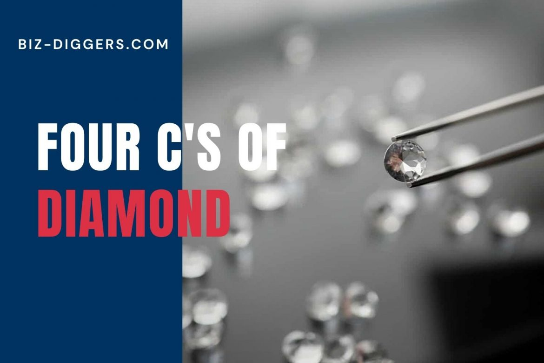 The Four Cs Of A Diamond Explained