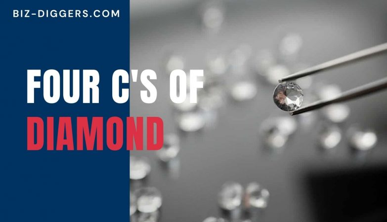 four c's of diamond
